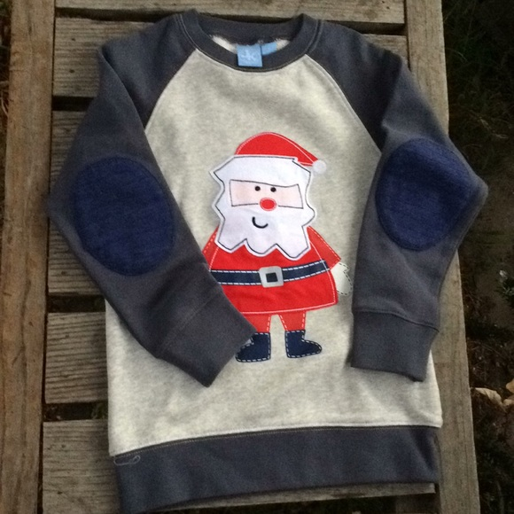 NWT J. Khaki Santa Hokiday Sweater Size 5